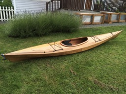 6/14/14 - The boat is finished!